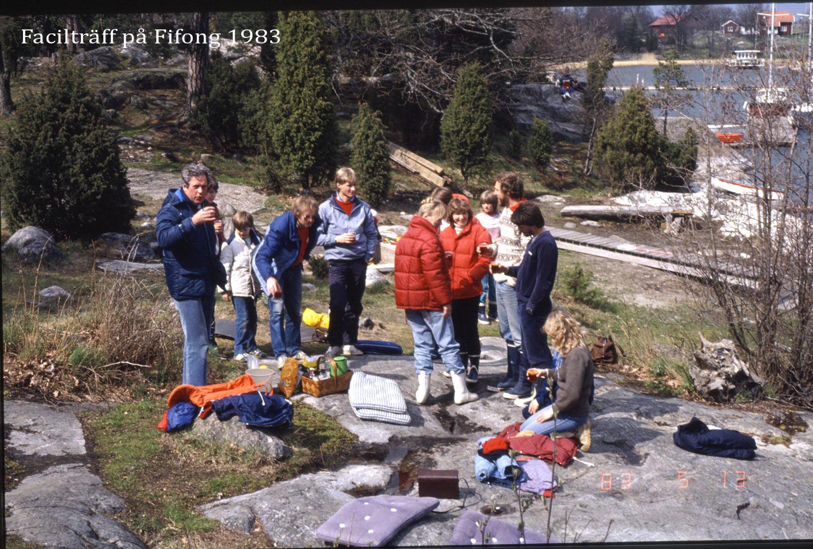 83-18 Facilträff drink på berget